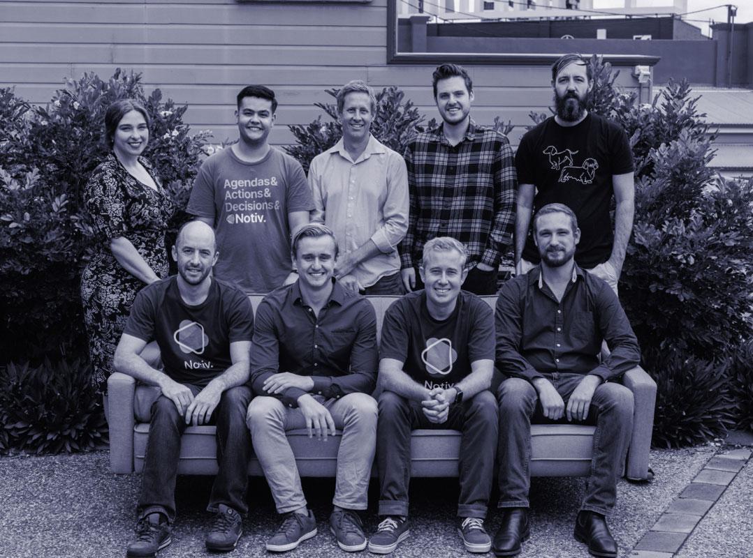 notiv team photo