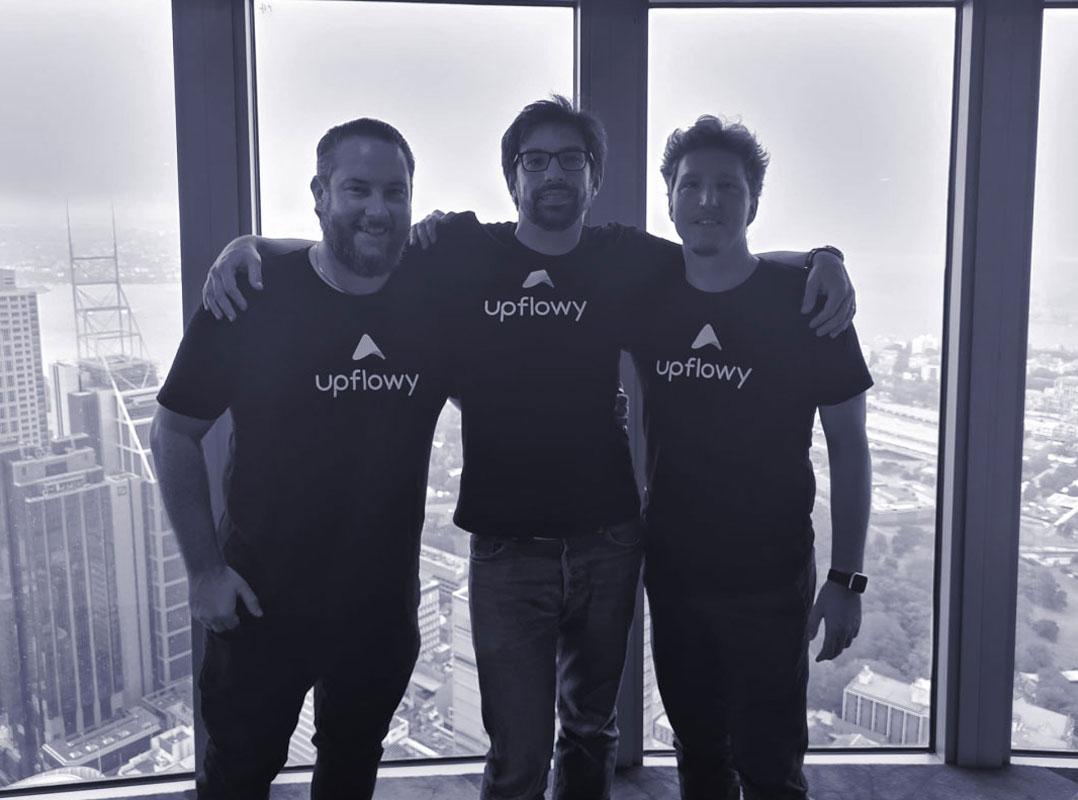 Upflowy Team Photo